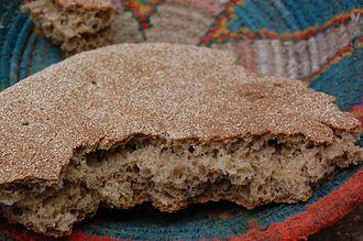 Barley bread - Barley bread