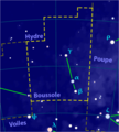 Pyxis constellation map-fr.png