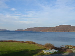 English: Quabbin Reservoir