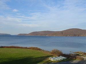 Quabbin Reservoir - November 2005