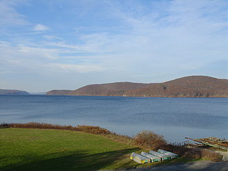 Quabbin Reservoir - November 2005