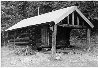 Quartz Lake Patrol Cabin United States historic place
