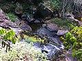 Queda d'água, Fazenda Altamira, Côrrego dos Buris, Camacan, Bahia - panoramio.jpg
