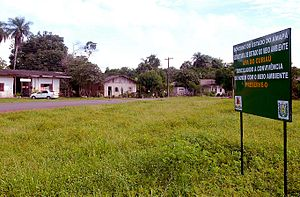Quilombo - A Quilombo in Amapá.
