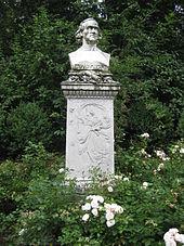 Denkmal für Eduard Mörike inStuttgart (Quelle: Wikimedia)