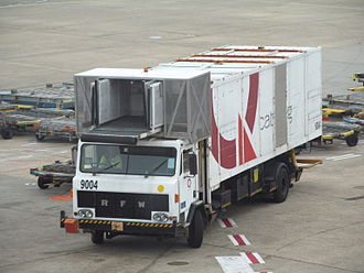RFW - RFW airport catering truck