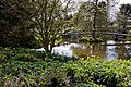 RHS Garden Hyde Hall, Essex, England ~ Lower Pond east side 01.jpg