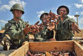 RIAN archive 129394 Union Shield 2006 military exercise.jpg