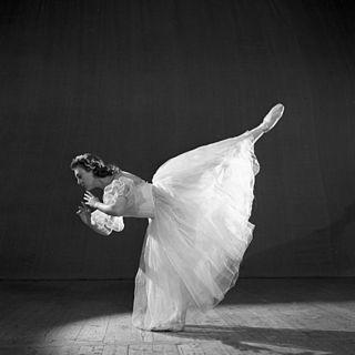 Raisa Struchkova Russian dancer