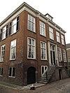 foto van Hoekpand Maartensgat. Groot woonhuis