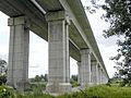 RN25- Contournement d'Amiens - Doublement du viaduc Jules Verne terminé.JPG