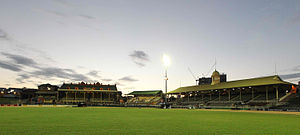 Brisbane Exhibition Ground - Image: RNA Showgrounds