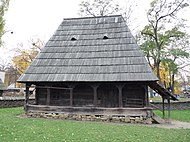 Traditional house in Maramures