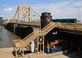 Rachel Carson Bridge from Fort Duquesne Blvd., 2010-06-12.jpg