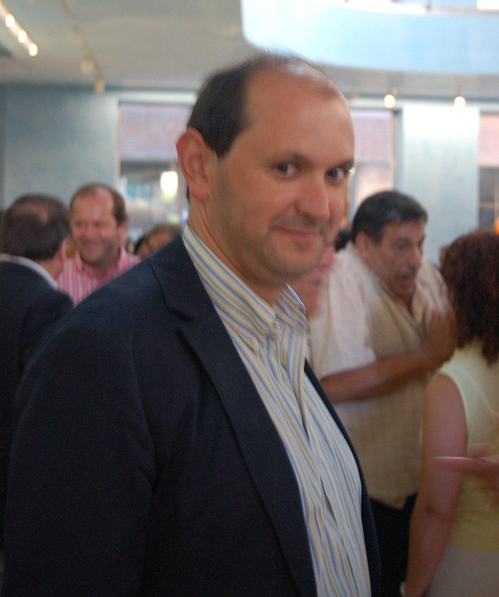Rafael Louzán 2008