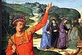 Raffaello, resurrezione di cristo, 1499-1502, 07.JPG