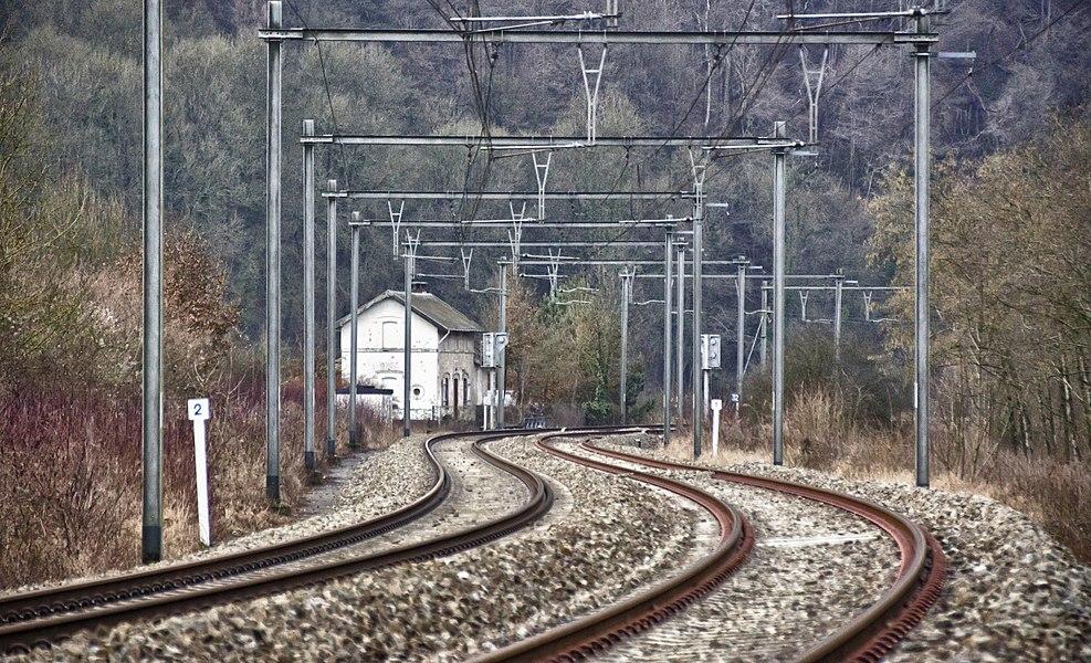 Verlaine-sur-Ourthe - Ardennes - Belgique/Belgium