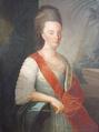 Rainha D. Maria I (séc. XVIII, último quartel) - atribuída a Inácio de São Paio (Palácio Nacional de Sintra, Sala Chinesa).png