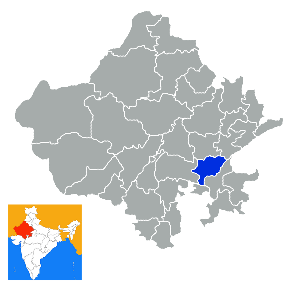 Rajastan Bundi district