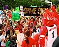 Rally to Save Higher Education, Baton Rouge Louisiana 2010 - 02.jpg