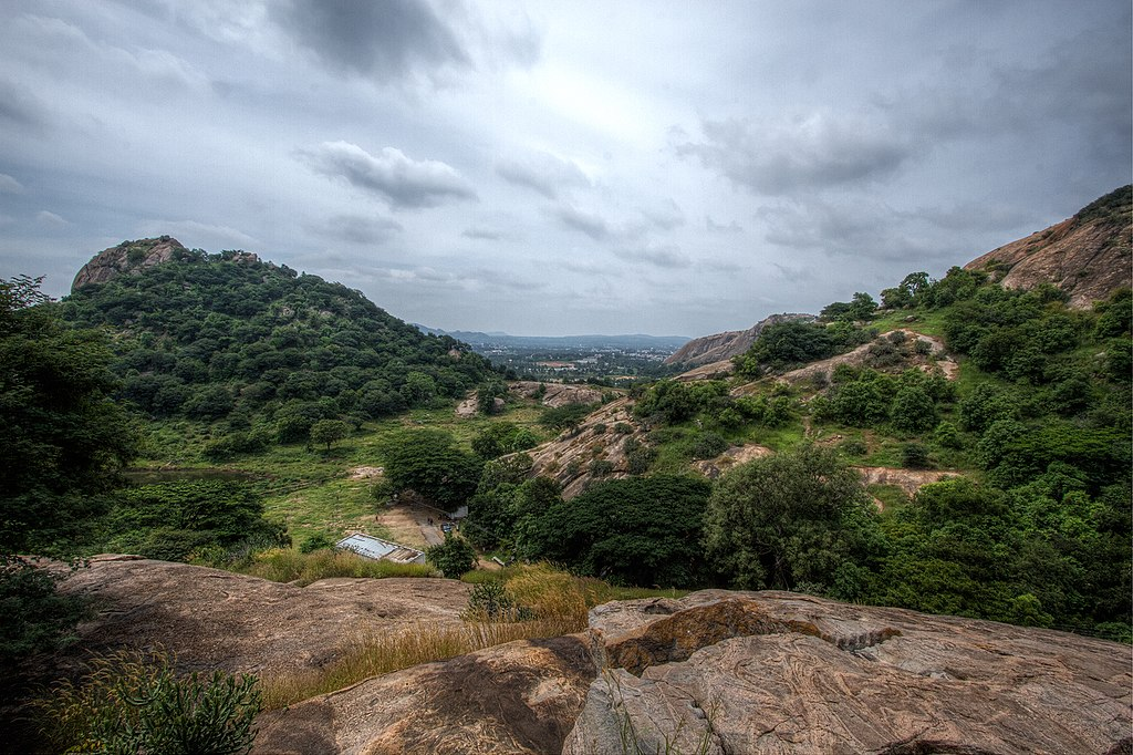 Ramanagara Hills: getaways from bangalore