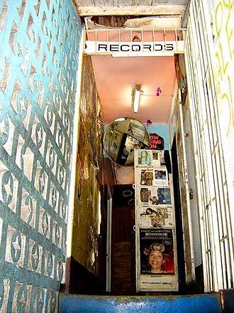 "Vincent ""Randy"" Chin - Randy's record shop"