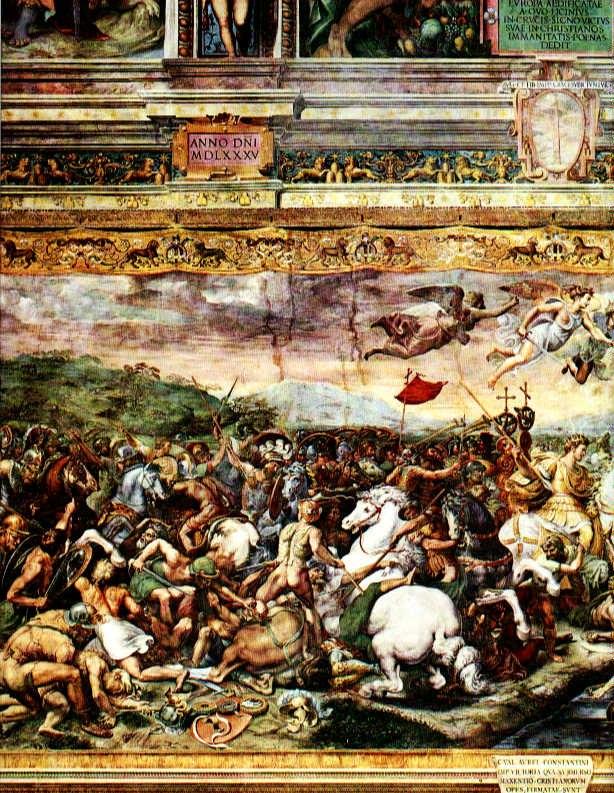Raphael-Constantine at Milvian Bridge