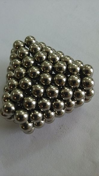 Rare-earth magnet - Neodymium magnet balls