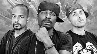 Rascalz Canadian hip hop group