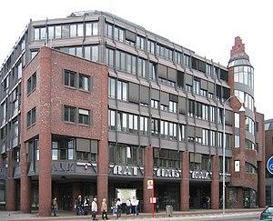 Rathaus Köln-Kalk