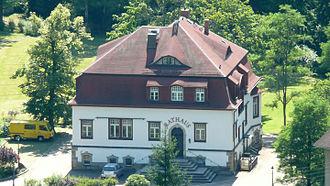 Oybin - Image: Rathaus Oybin