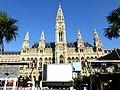 Rathaus Wien Austria - panoramio (4).jpg