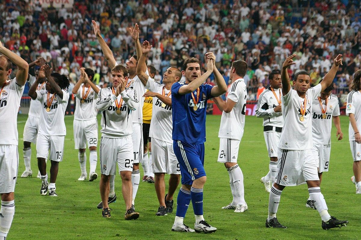 Real Madrid 2008