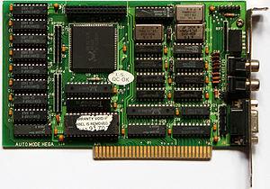 Realtek - EGA graphic card with Realtek RTG3101