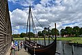 Reconstructed Viking ship at Roskilde Viking Ship Museum (1) (36002608310).jpg