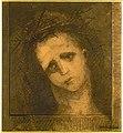 Redon - Tête de Christ, 1877.jpg