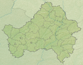 Relief Map Bryansk Oblast.png