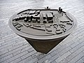 Relief Model of City Hall Area, London SE1 - geograph.org.uk - 1324166.jpg