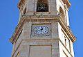 Rellotge del campanar de l'església de sant Miquel, Altura.JPG