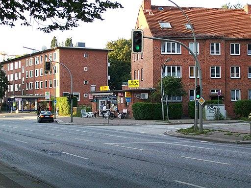 Rennbahnstraße ecke Tribünenweg - panoramio