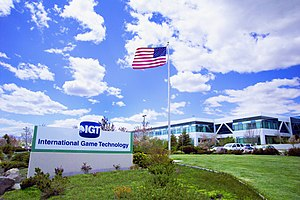 International Game Technology (1975-2015) - IGT's Reno office