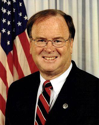 Sam Farr - Earlier photo of Congressman Farr