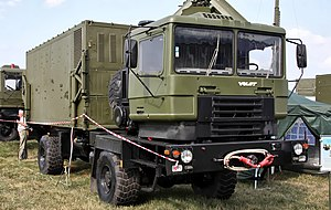 Repair module from Pechora-2M missile system.jpg