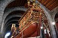 Replica of the Real, the flagship of Don Juan of Austria at the Battle of Lepanto, 1571, Museu Maritim, Barcelona (7) (31178197185).jpg