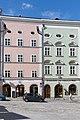 Residenzplatz 11 und 13, Passau, 07.07.2018.jpg