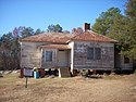 Retreat Rosenwald School, 150 Pleasant Circle, Westminster (Oconee County, South Carolina).JPG