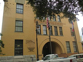 Revised Chatham County Courthouse, Savannah, GA IMG 4701.JPG