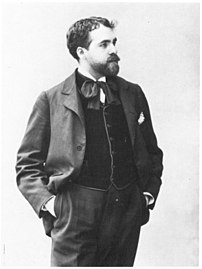 Reynaldo Hahn, photo by Félix Nadar.