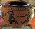 Ribbon painter, gruppo dei dinoi campana, dinos con danzatori, 540-20 ac ca., produz. etrusca con maestranze ioniche 02.JPG