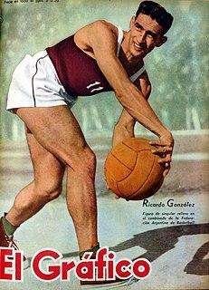 Argentine basketball player